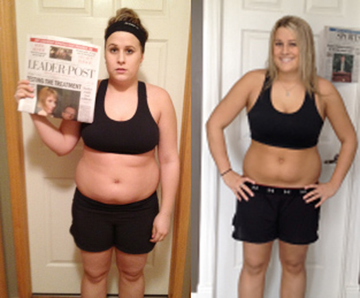 Torri Lost 17 Pounds of Fat Using Turbulence Training for Fat Loss