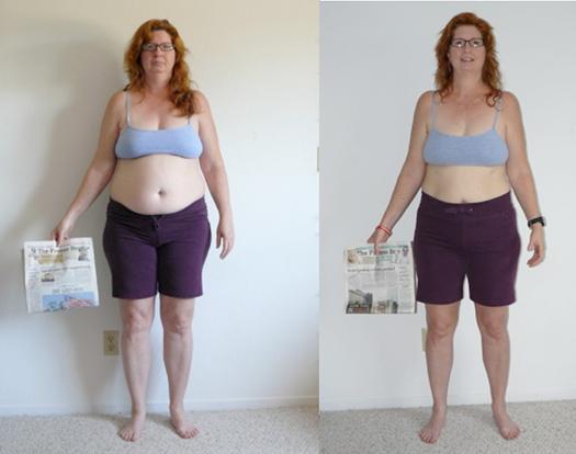 Process essay weight loss