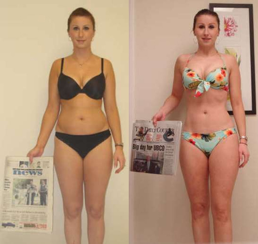 Body Fat Loss Program 95